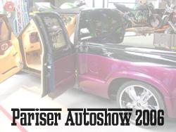 Pariser Autoshow 2006