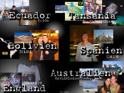 Freunde im Ausland
